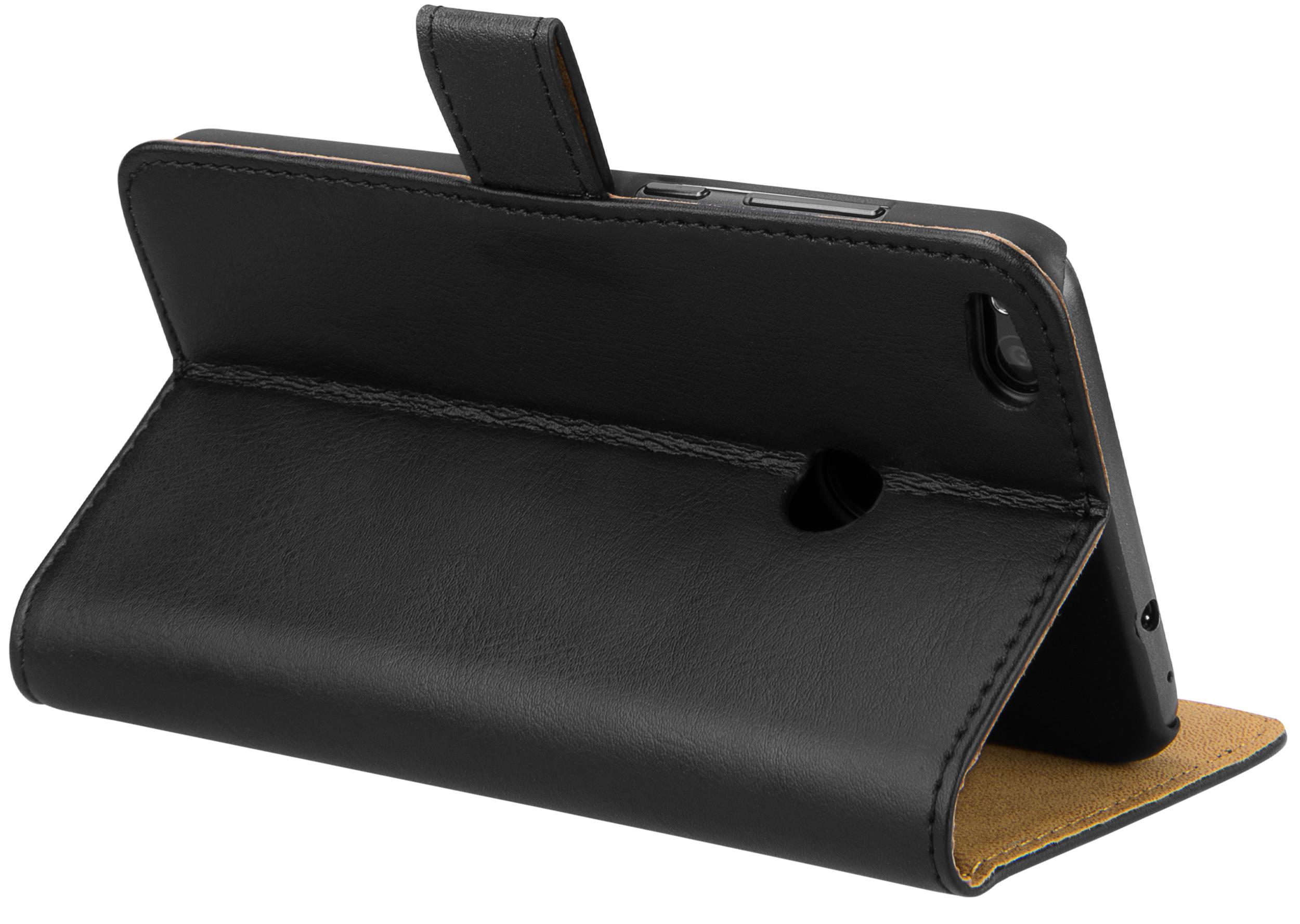 mumbi-Ledertasche-Handy-Tasche-ECHT-LEDER-Huelle-Schutzhuelle-Standfunktion-Case