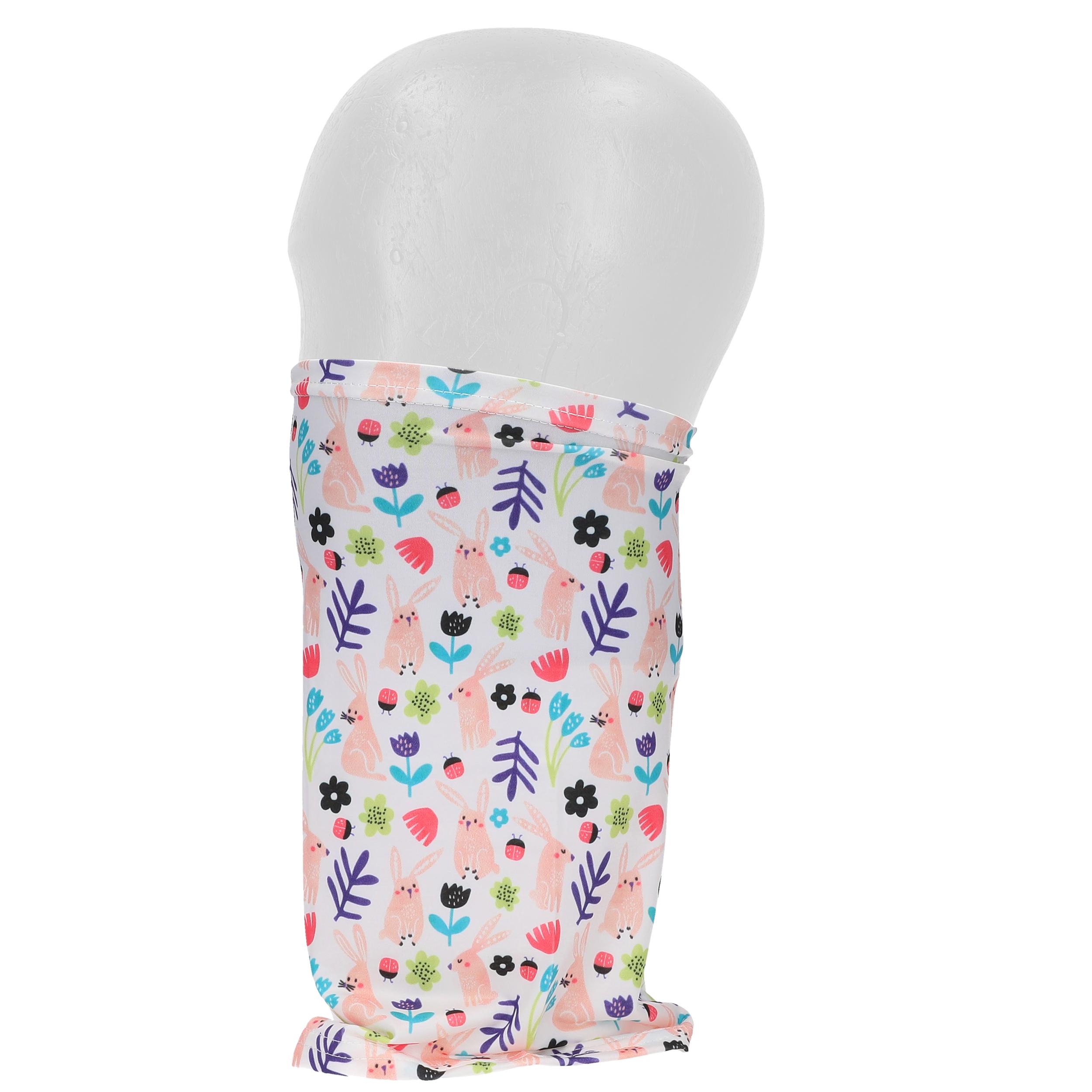Indexbild 130 - Kinder Schlauchschal Maske Gesichtsmaske Mund Nase Bedeckung Halstuch waschbar