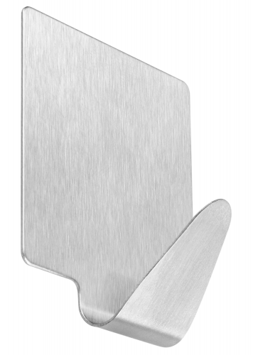 mumbi Handtuchhaken selbstklebend Handtuchhalter Klebehaken Edelstahl eckig Home, Furniture & DIY